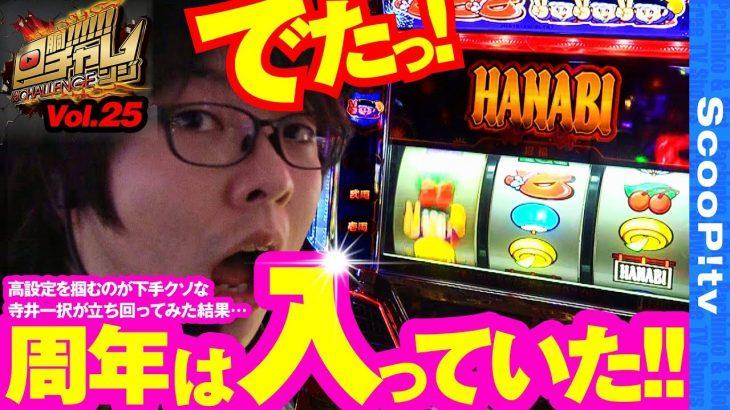 回胴チャレンジvol.25【ハナビ】【北斗の拳 強敵】